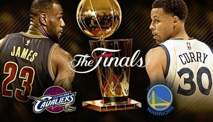 NBA Finals Betting 1