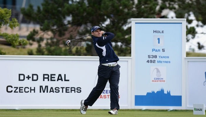 D+D Real Czech Masters Golf Betting 1