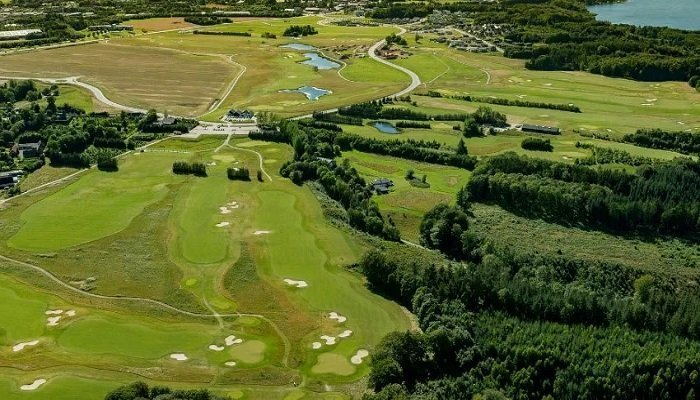 Six Places Paid on the Made In Denmark Golf Tournament 1