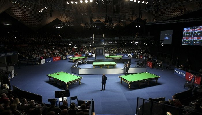 The 2019 Snooker Masters Futures Betting Now Live 2