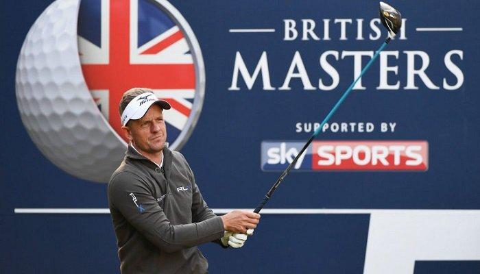 Sky Sport British Masters Golf Tournament Betting 1