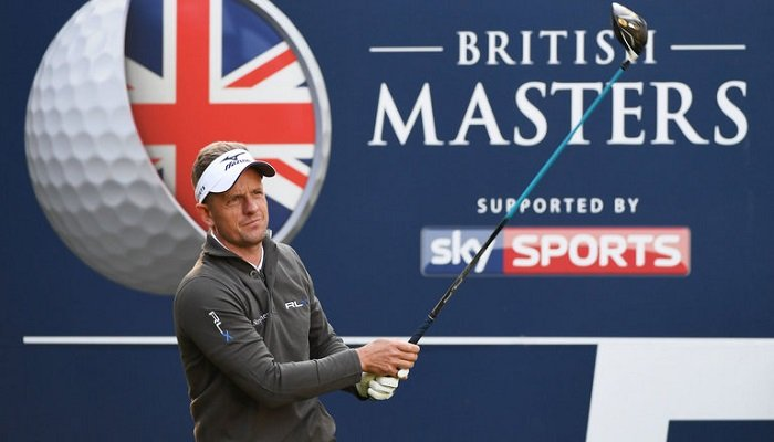 Sky Sport British Masters Golf Tournament Betting 2