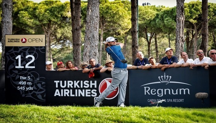 Top 5 Finishers Betting on the Turkish Airlines Open 1