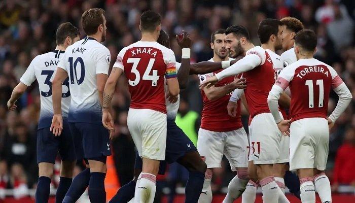 Arsenal vs. Tottenham Odds Boosters 1