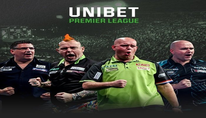 Peter Wright vs. Michael Smith Match Odds 1