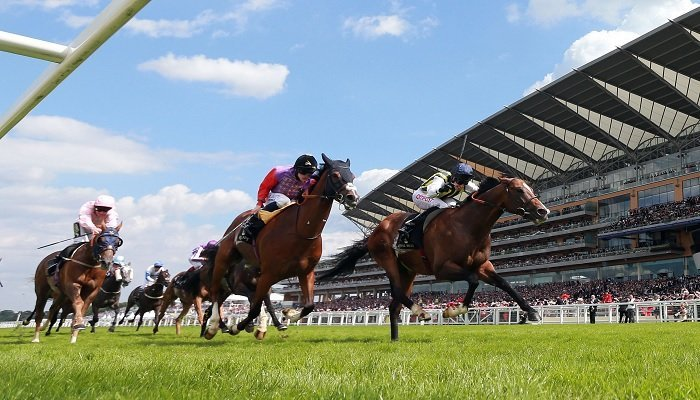 King George VI and Queen Elizabeth Stakes 1