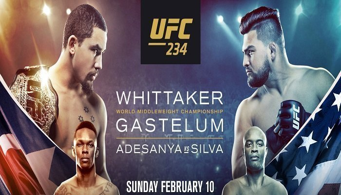Buren v Martinez and Other UFC 234 Bouts 1