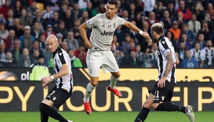 Italy Serie A Juventus vs. Udinese Match Betting