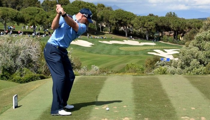 Who Will Win the Andalucía Masters? 1