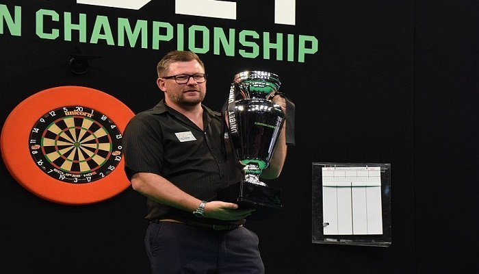 Betting on the European Darts Championship 1