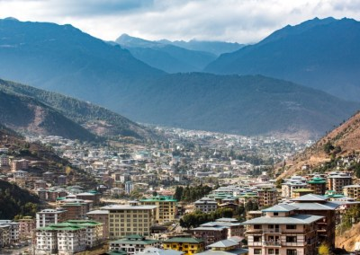 Bhutan Spiritual Tour for 4 Days 3 Nights