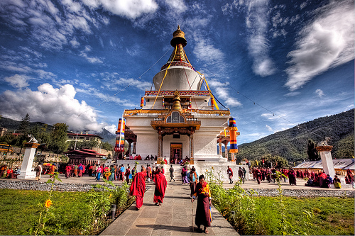 Bhutan Cultural Tour for 6 Days 5 Nights