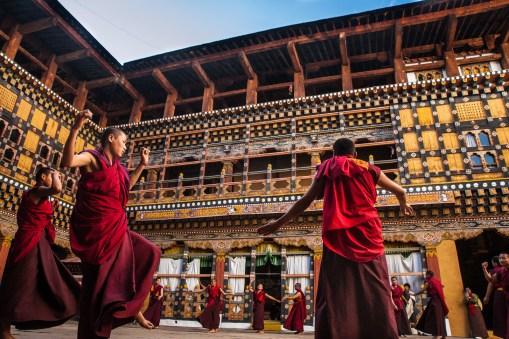 Tour văn hoá Bhutan 9N8Đ