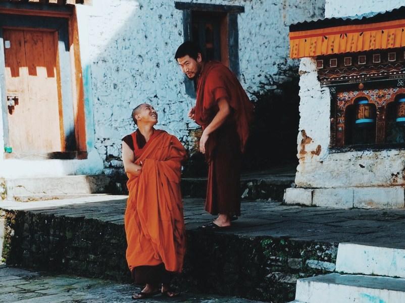 Phật giáo hiện diện tại khắp mọi nơi ở Bhutan.
