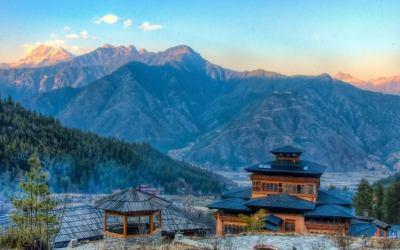 Điểm đến nổi tiếng và đặc biệt tại Bhutan