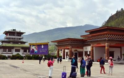 Vị Trí Địa Lý Bhutan – Tìm hiểu bản đồ và đất nước Bhutan