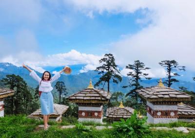 Khám phá văn hoá Bhutan 5N5Đ Thimphu-Punakha-Paro: bay thẳng từ HCM 29.08 – 02.09