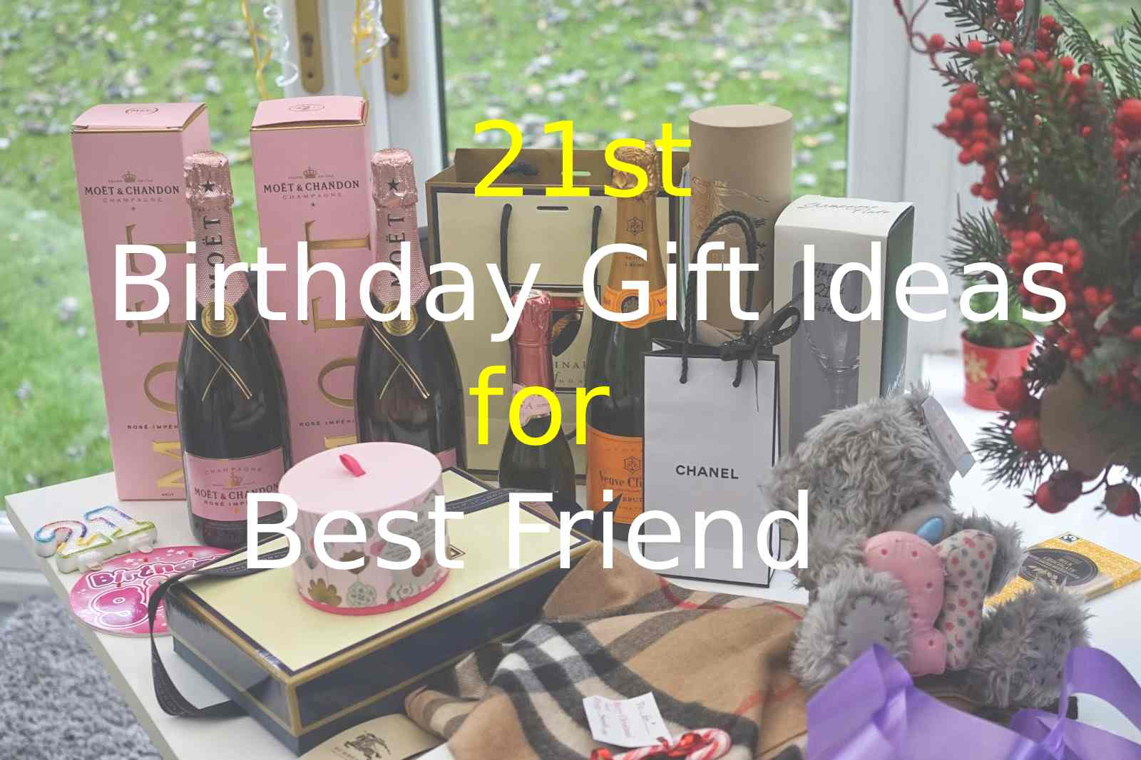 21st Birthday Gift Ideas For Best Friend Of 2021 Creative Gifts