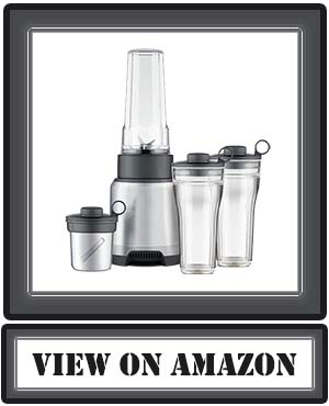Breville BPB625BAL1BCA1 Boss to Go Plus Personal Blender, 25 oz, Silver