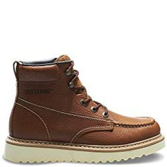 best work boots for walking on concrete