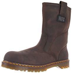 Dr. Martens Men's Icon 2295 Steel Toe Heavy Industry Boots
