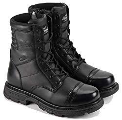 Thorogood Mens 8 Side Zip Jump Boot Gen-flex