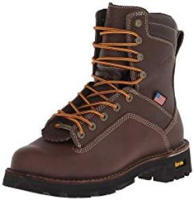 Comfortable work boots for flat feet