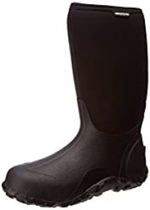 best insulated rubber work boots
