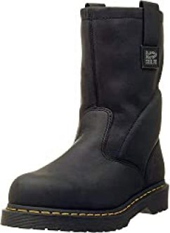 work boots electrical hazard composite toe