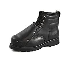 rhino 6 inch metatarsal work boot black - 6ms01