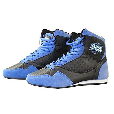 Amber Fight Gear TrainMaxxe v1.0 Half Height Boxing Shoes