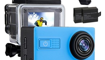 Best Cheap 4k Action Cameras 2018 Reviews