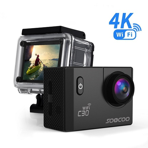 Top 10 Best Portable Action Cameras