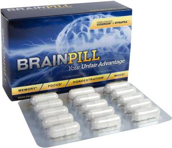 Brain Pill Featured