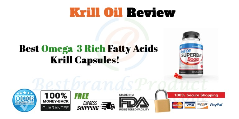 Krill Oil Review