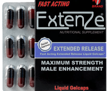Extenze Featured