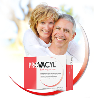 Provacyl Anti Aging HGH and Testosterone Booster