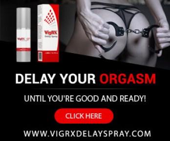 VigRX Delay Spray For Longer Sexual Experience Order Now