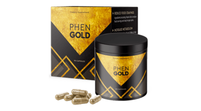 PhenGold Best Vegan Diet Pills