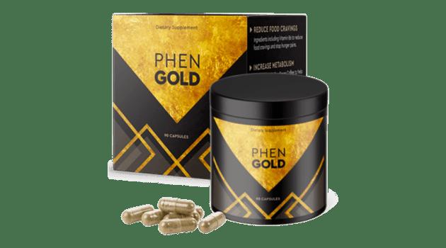 PhenGold Best Vegan Diet Pills
