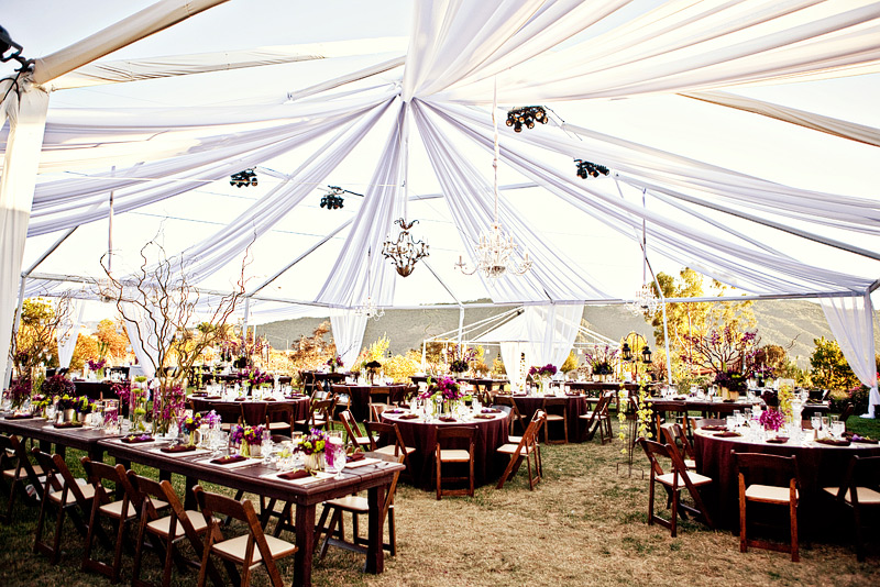 10 Ideas Related To Wedding Tents For Rent