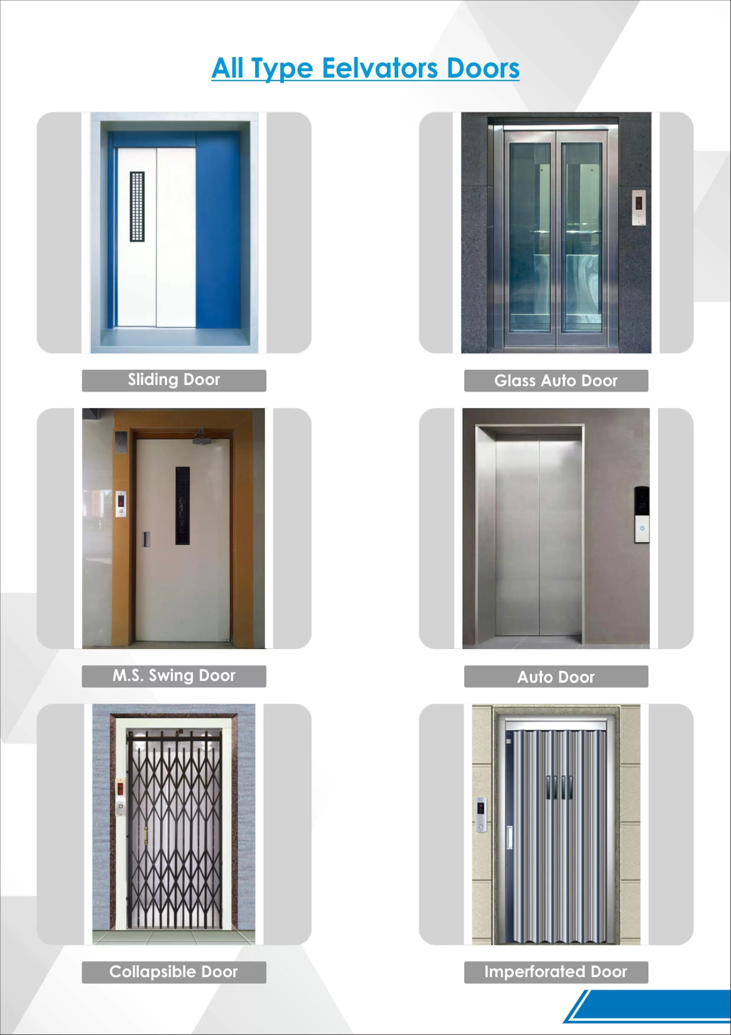 STANDARD ELEVATORS 1 7