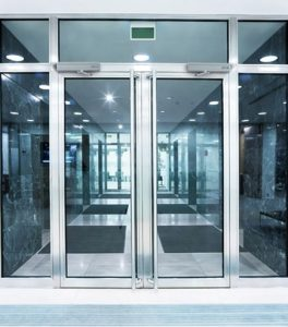 Double Automatic Swing Doors 264x300 1