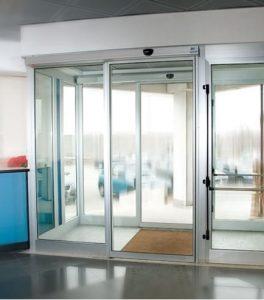 Electric Door FAAC 264x300 1