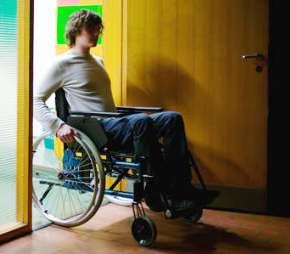 Wheelchair Door Width