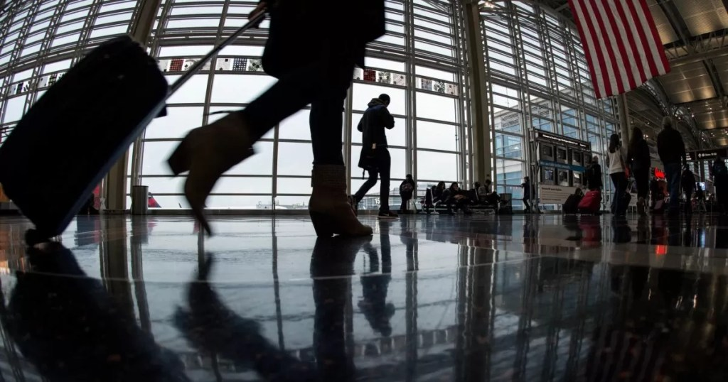 It Was Shoes On, No Boarding Pass Or ID. But Airport Security Forever Changed On 9/11