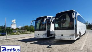 Rent a Bus in Tbilisi