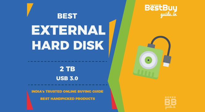 Best 2TB Portable External Hard Disks in India | Price in India October 2017