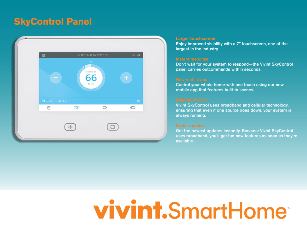 Vivint Smart Home Security Systems, Cameras & Home