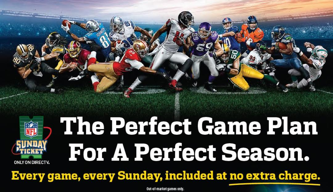 Charter Cable Packages >> AT&T DIRECTV, Internet, Phone Packages & Bundles | NFL ...